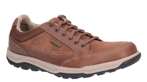 Rockport Trail Technique Waterproof Lace up Chukka Boot