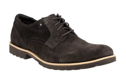 Rockport V76903 Mens Ledge Hill Plain Toe Lace Up Casual Shoe