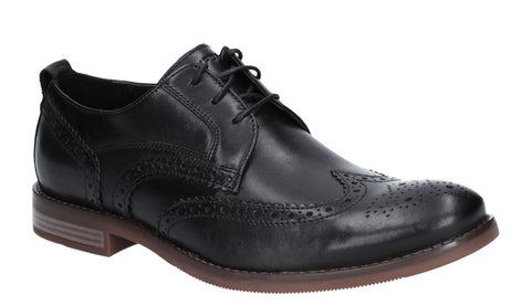 Rockport Wynstin Wingtip Shoe Black
