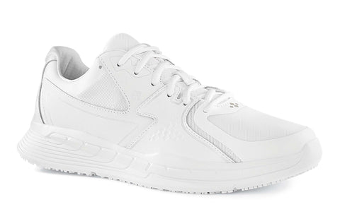 Shoes For Crews Condor Mens Slip Resistant Shoe White