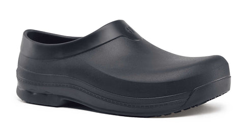 Shoes For Crews Radium Mens Slip Resistant Slip On Work Clog