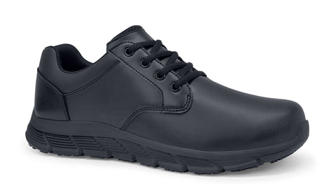 Shoes For Crews Saloon II Mens Slip Resistant Shoe Black
