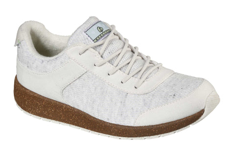 Skechers Bobs Earth New Love Sports Shoes Off White