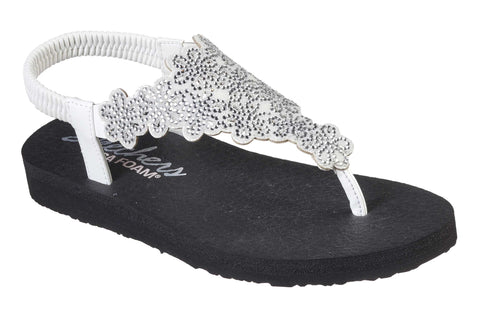 Skechers 119138 Meditation Floral Lover Womens Sandal