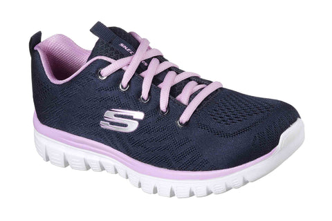 Skechers 12615 Graceful Get Connected Womens Trainer
