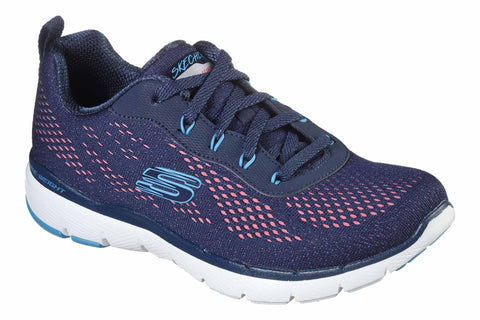 Skechers 13475 Flex Appeal 3.0 Pure Velocity Womens Trainers
