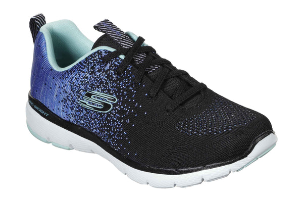 Skechers 149291 Flex Appeal 3.0 Womens Lace Up Trainer