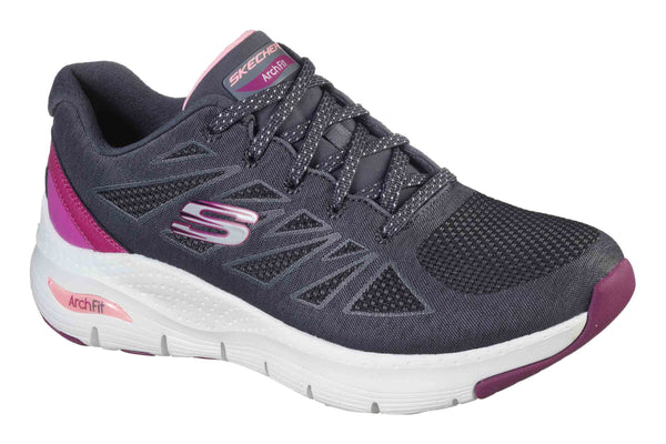 Skechers 149411 Shes Effort Womens Trainer