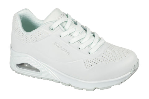 Skechers 155359 Uno Frosty Kicks Womens Sports Trainer