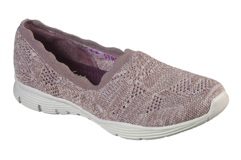 Skechers 158082 Seager Bases Womens Casual Shoe