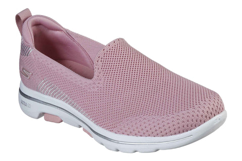 Skechers 15900 GO Walk 5 Prized Womens Trainer