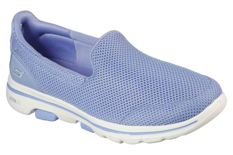 Skechers 15901 Gowalk 5 Womens Slip On Trainers