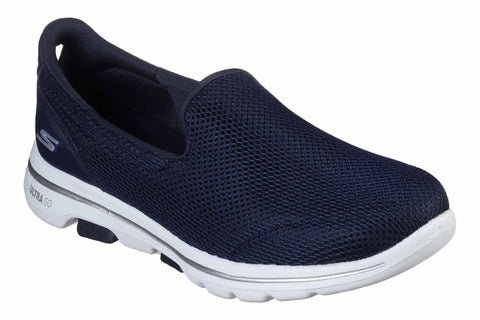 Skechers Gowalk 5 Slip On Sports Navy