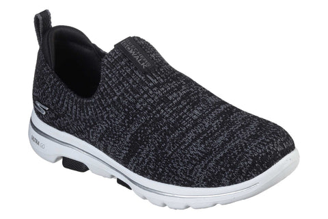 Skechers 15952 GoWalk 5 Trendy Womens Slip On Shoes
