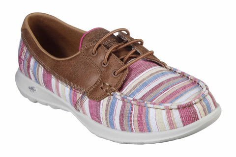 Skechers 16427 GoWalk 5 Lite Womens Boat Shoe