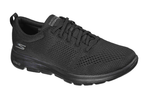 Skechers Go Walk 5 Warwick Sports Shoes Black