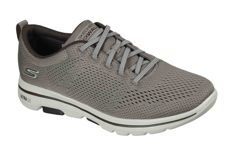 Skechers Go Walk 5 Warwick Sports Shoes Khaki
