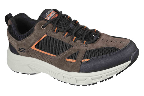 Skechers Oak Canyon Duelist Sports Shoes Chocolate/Black