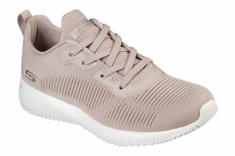 Skechers 32504 Bob Sport Womens Lace Up Trainer