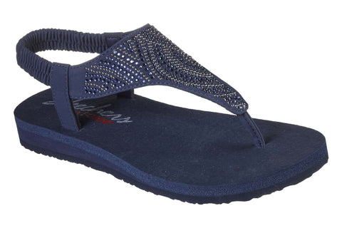 Skechers 32919 Meditation New Moon Womens Slip On Sandal