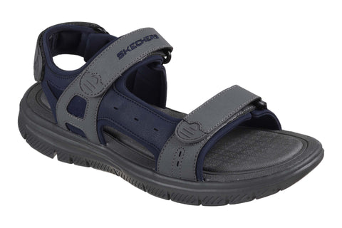 Skechers Flex Advantage S Upwell Summer Sandal Navy/Charcoal