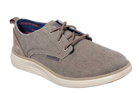 Skechers 65910 Status 2.0 Pexton Mens Lace Up Casual Shoe
