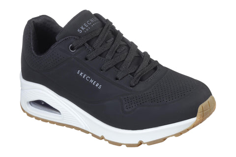 Skechers Uno Stand On Air Sports Shoes Black