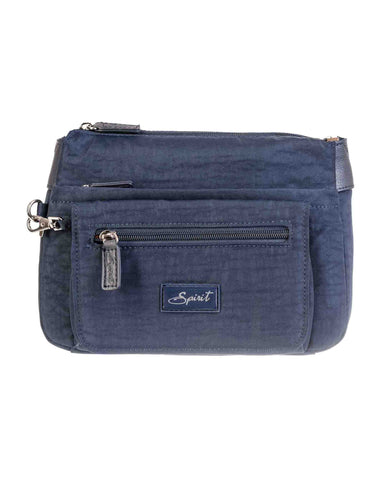 Spirit 1651 Lightweight Cross Body Shoulder Bag