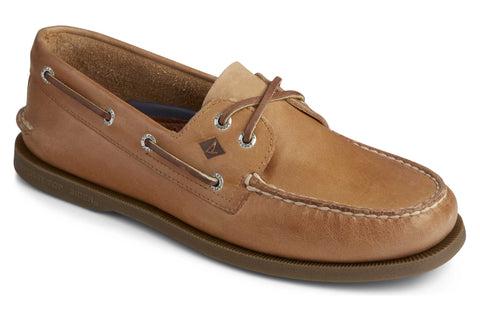 Sperry Authentic Original Leather Boat Shoe Nutmeg