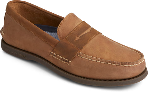 Sperry Authentic Original Penny Loafer Sahara/Sonora