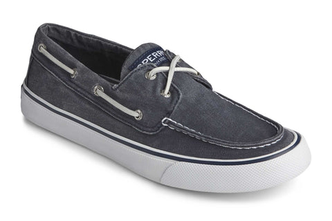 Sperry Bahama II Trainer Salt Washed Navy