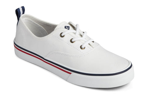 Sperry Crest CVO Trainer White