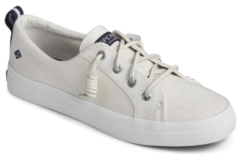 Sperry Crest Vibe Linin Shoe White