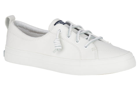 Sperry Crest Vibe Leather Shoe White