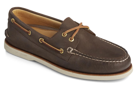 Sperry Gold Cup Authentic Original Boat Shoe Brown
