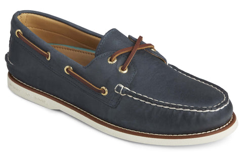 Sperry Gold Cup Authentic Original Boat Shoe Navy