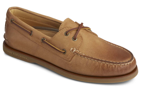 Sperry Gold Cup Authentic Original Boat Shoe Tan