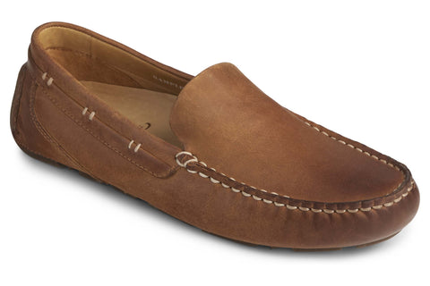 Sperry Gold Cup Harpswell Driver Loafer Tan
