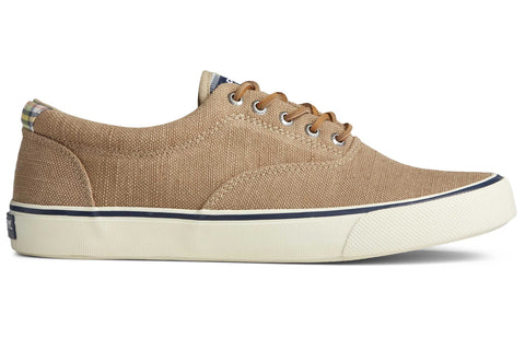 Sperry Striper II CVO Nautical Trainer Khaki