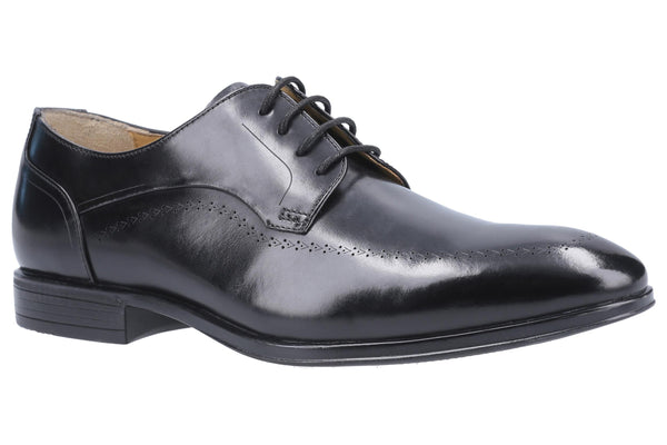 Steptronic Fareham Mens Derby Style Leather Shoe