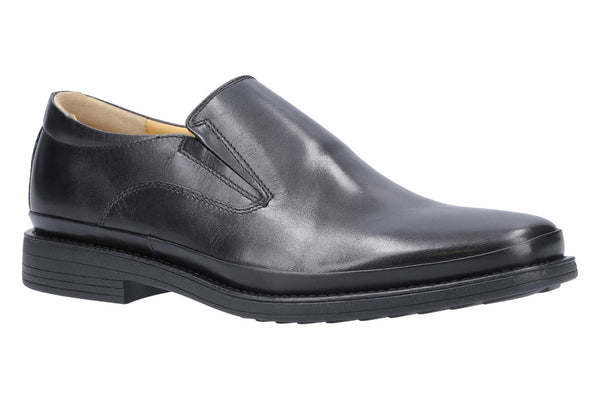 Steptronic Andrea Mens Wide Fit Plain Fronted Slip On Shoe