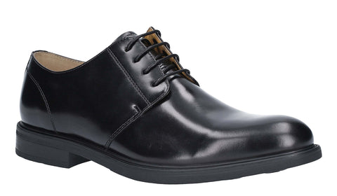 Steptronic Gleneagles Derby Lace Up Shoe Black