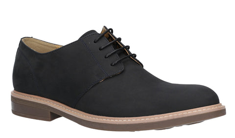 Steptronic Gleneagles Derby Lace Up Shoe Navy
