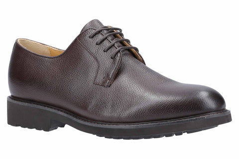 Steptronic Ilford Mens Wide Fit Lace Up Formal Shoe