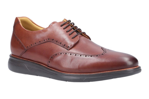 Steptronic Josh Mens Wide Fit Brogue Shoe
