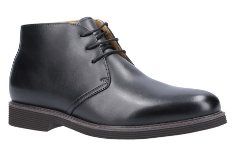 Steptronic Knightsbridge Mens Wide Fit Lace Up Chukka Boot