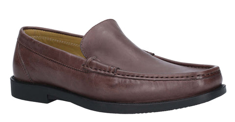 Steptronic Montana Slip On Moccassin Brown