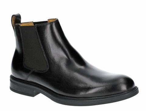 Steptronic Globe Mens Wider Fit Chelsea Boot