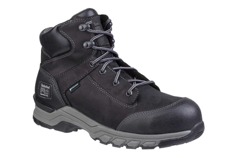 Timberland Pro Hypercharge Lace Up Safety Boot Black