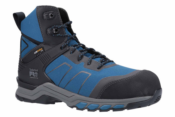 Timberland Pro Hypercharge Composite Safety Toe Work Boot Teal/Black
